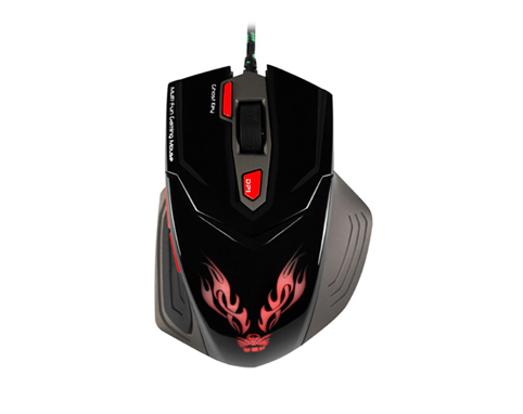 cheap gaming mouse with side buttons